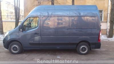 Купил новый Мастер III dci 125 L2H3 - DSC_0076.jpg